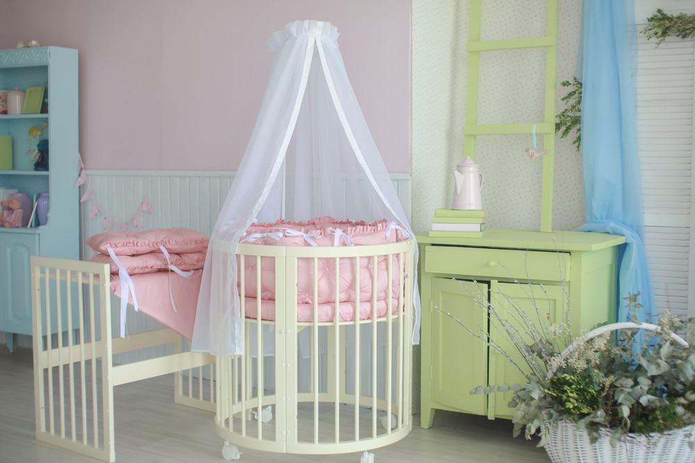 Babykamer Groen Blauw.10x Een Mooie Groene Babykamer Blogo Nl