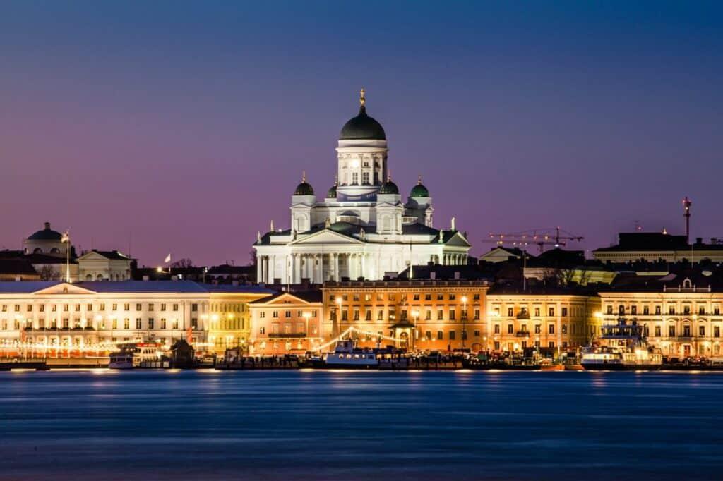mooiste plekken in Finland Helsinki