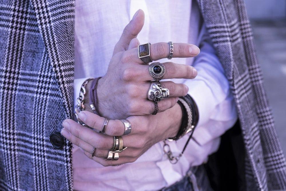 Stoere mode accessoires voor mannen