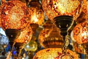 Oosterse lampen